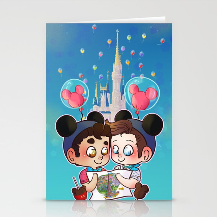 Sweet Day Stationery Cards