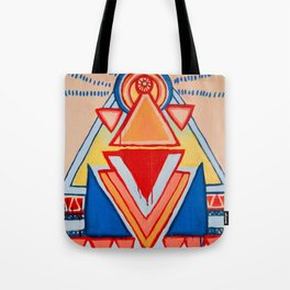 the sun shone Tote Bag