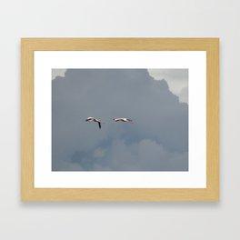 Kuruka Framed Art Print