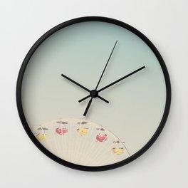 its all a blur ... Wall Clock