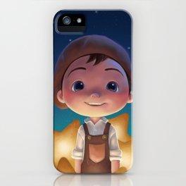 La Luna iPhone Case
