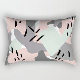Summer Haze Rectangular Pillow