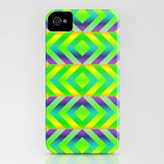 Green Slim Case iPhone (4, 4s)