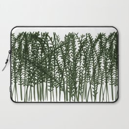 Pretty Weeds Laptop Sleeve