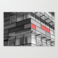 Glass City 3 Canvas Print