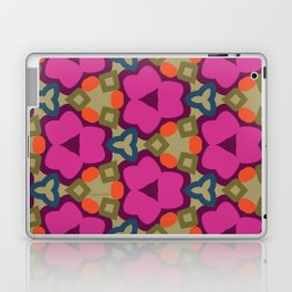 Flower-Caleidoscope Laptop & iPad Skin
