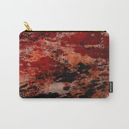 Rustic II - Abstract, metallic artwork Carry-All Pouch