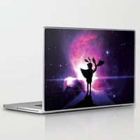 universe Laptop & iPad Skins featuring Universe by Lunzury