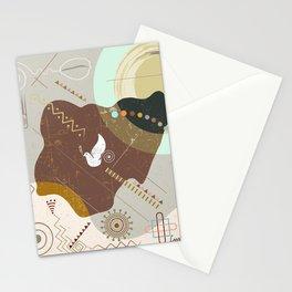 Nigeria Soaring Stationery Cards