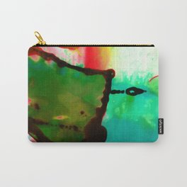 Abstract Bliss 4G by Kathy Morton Stanion Carry-All Pouch