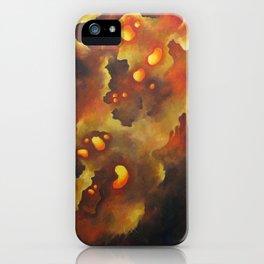 Biomorphic Untitled 3 iPhone Case