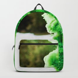 Green Smoke (Color) Backpack