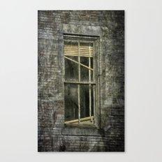 Blackspace 2 Canvas Print