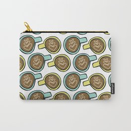Latte Love Carry-All Pouch