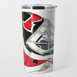 Brodeur - Mask Travel Mug