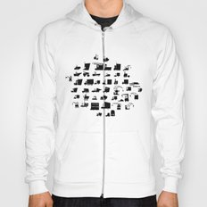 Cars and trucks  Hoody