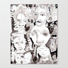 Loophole Canvas Print