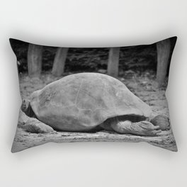 Tortoise Relaxing Rectangular Pillow