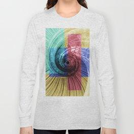 architecture art Long Sleeve T-shirt