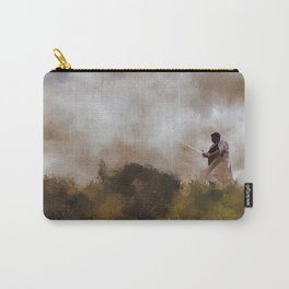 The Knight of Christ Carry-All Pouch