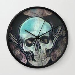 Love & death Wall Clock