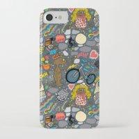 et iPhone & iPod Cases featuring ET! by Chris Piascik
