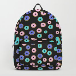 Donuts pattern Backpack