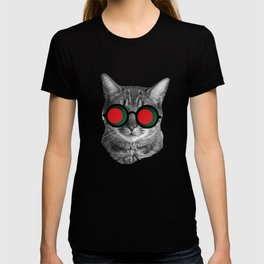 Funny Cat Tee Shirt - Bangladesh T-shirt