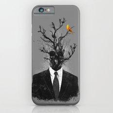 brave little bird iPhone 6s Slim Case