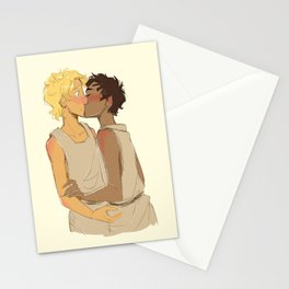 Achilles and Patroclus Stationery Cards