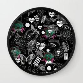 black INhaler, Wall Clock