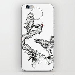 Three Birds iPhone Skin