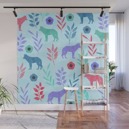 Forest Animal and Nature Wall Mural