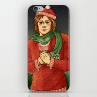 winchester iPhone & iPod Skins featuring Sam Winchester by Sandstiel