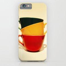 Italian Breakfast Slim Case iPhone 6s