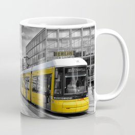 Berlin Alexanderplatz II Coffee Mug
