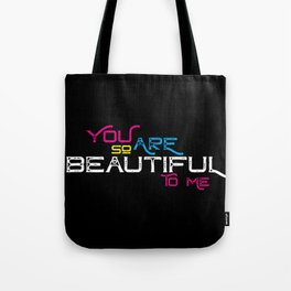 Beautiful CMYK Tote Bag