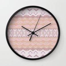 Saint / Sinner Wall Clock