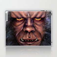 The Werewolf Curse Laptop & iPad Skin