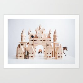 Animal Kingdom Art Print
