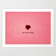 We just click Art Print