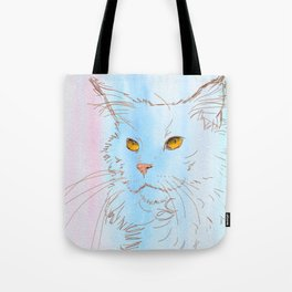 Magnificent Maine Coon Tote Bag