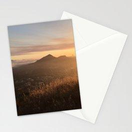 San Luis Obispo Sunset Stationery Cards