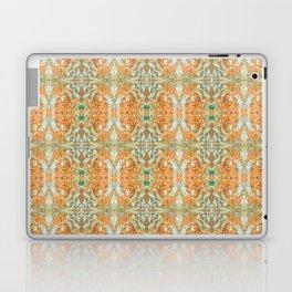 Humming Bird Orange Laptop & iPad Skin
