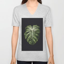 Monstera Deliciosa Unisex V-Neck