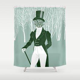 Eugene Onegin Shower Curtain