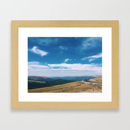 Rocky Mountain National Park Framed Art Print