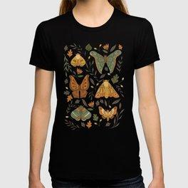 Autumn Moths T-shirt