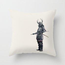 miyajima japan Throw Pillow