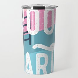 Pool party - summer vibes Travel Mug